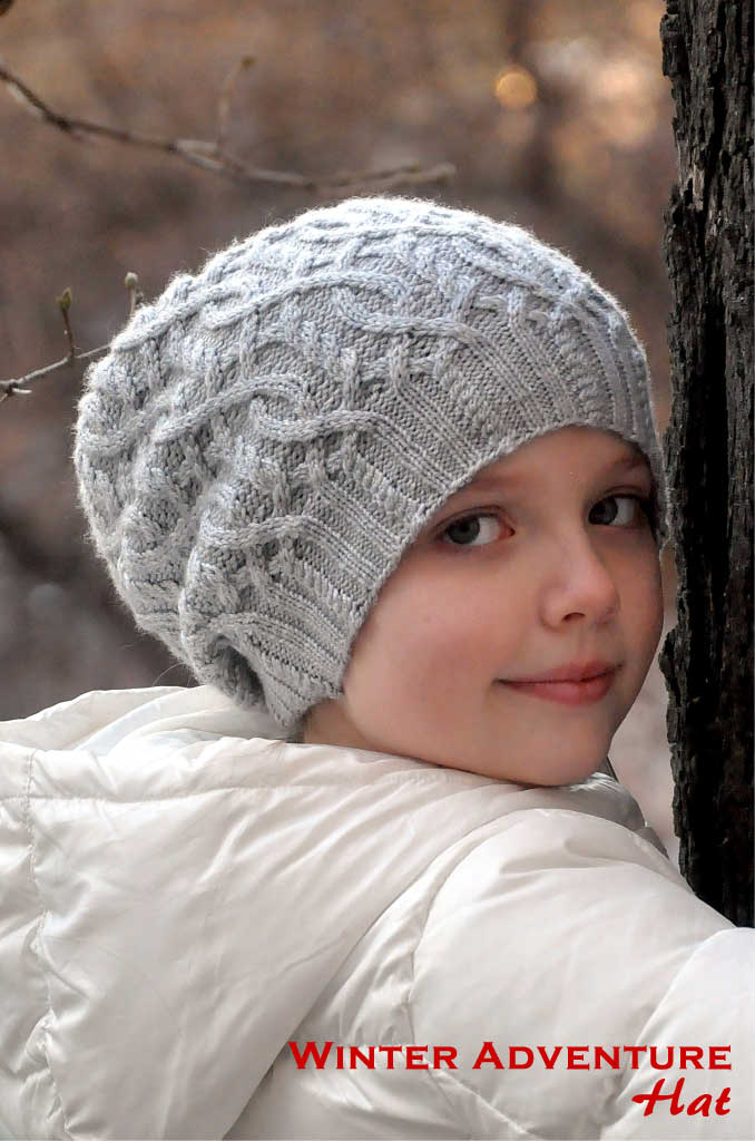 'winter adventure hat'
